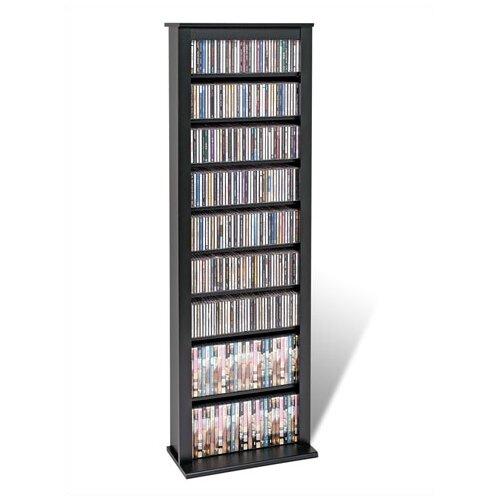 Floor Media Multimedia Storage Rack