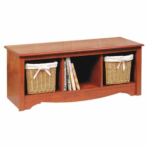 Prepac Monterey Storage Bedroom Bench & Reviews