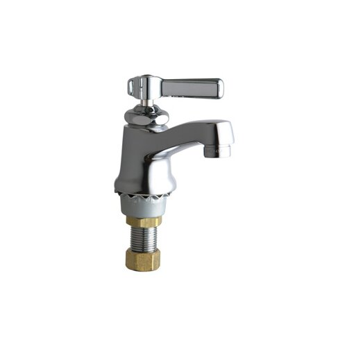 Singgle Hole Cold Water Bathroom Faucet with Single Lever Handle