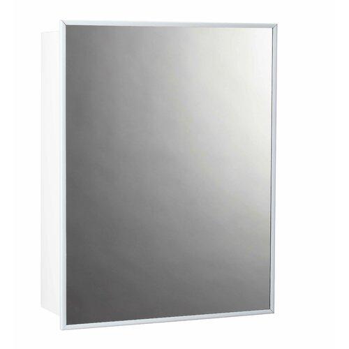 14 x 18 surface mount medicine cabinet wayfair for Bathroom medicine cabinets 14 x 18