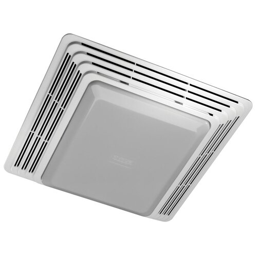 Broan 70 cfm bathroom exhaust fan with light reviews for Bathroom exhaust fan cover