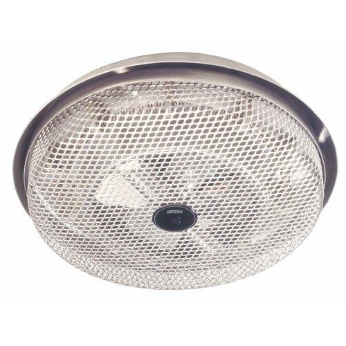 Fan Forced Ceiling Mount Electric Space Heater Wayfair