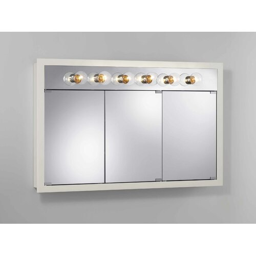 "Broan Nutone 48"" x 30"" Surface Mount Medicine Cabinet"