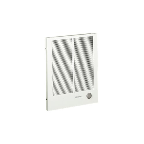 Broan High Capacity Wall Space Heater with Adjustable Thermostat