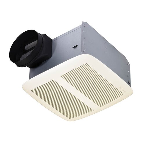 Ultra Silent 80 CFM Energy Star Quietest Bathroom Fan