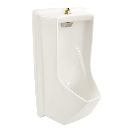Lloyd ADA Compliant Urinal with Electronic Flush Valve