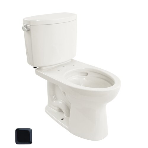 Drake II 1.28 GPF Elongated 2 Piece Toilet