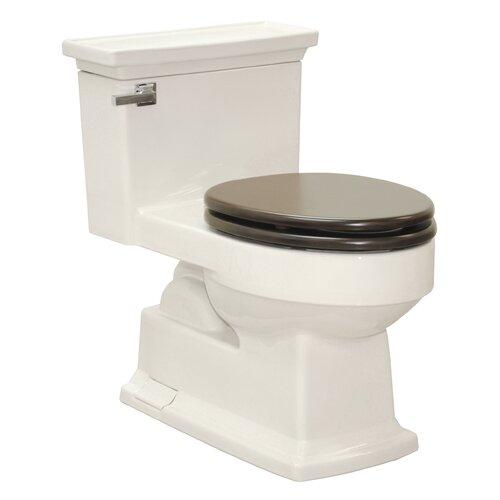 Toto Lloyd ADA Compliant Low Consumption 1.6 GPF Elongated 1 Piece Toilet