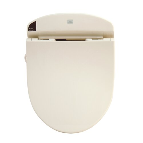 Toto Heated Washlet Round Toilet Seat Bidet