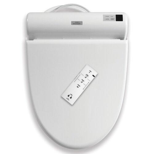 B200 Closed Front Washlet Elongated Toilet Seat