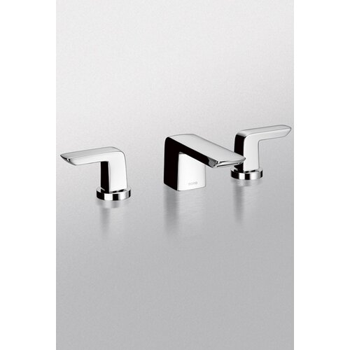 Soiree Widespread Bathroom Faucet with Double Handles