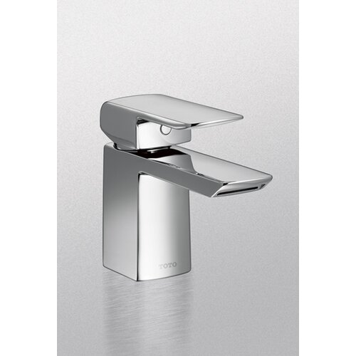 Soiree Single Hole Bathroom Faucet with Single Handle