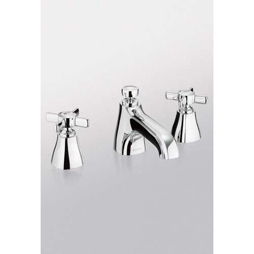 Guinevere Widespread Bathroom Faucet with Double Handles