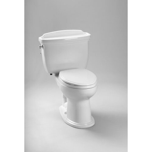 Toto Dartmouth Eco 1.28 GPF Elongated 2 Piece Toilet