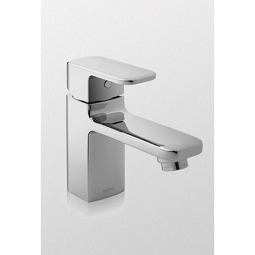 Upton Single Hole Bathroom Faucet with Single Handle