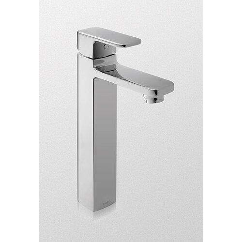 Upton Single Hole Vessel Bathroom Faucet with Single Handle