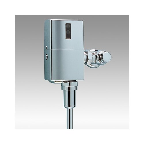 Toto EcoPower Exposed Sensor Operated Automatic Flush Valve