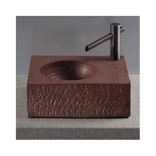 Waza Handcrafted Vessel Bathroom Sink