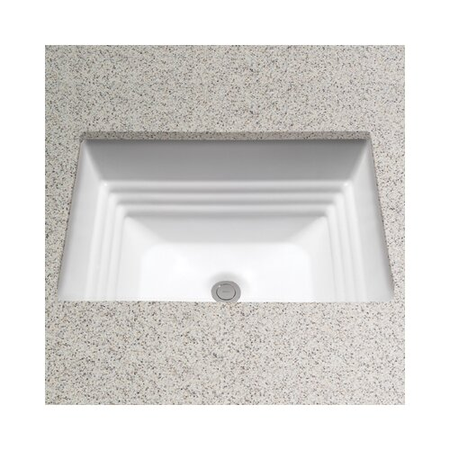 Toto Promenade Undercounter Bathroom Sink