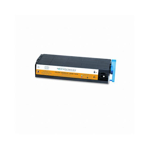 MS7000Y (41963001) Toner Cartridge, High-Yield, Yellow