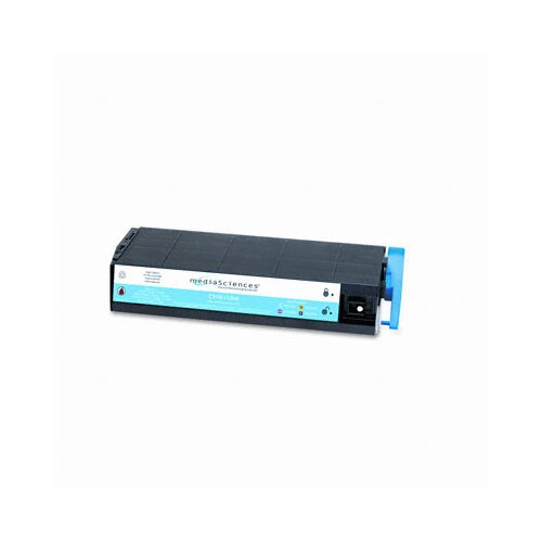 MS7000C (41963003) Toner Cartridge, High-Yield, Cyan