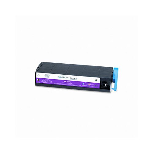 MS7000M (41963002) Toner Cartridge, High-Yield, Magenta