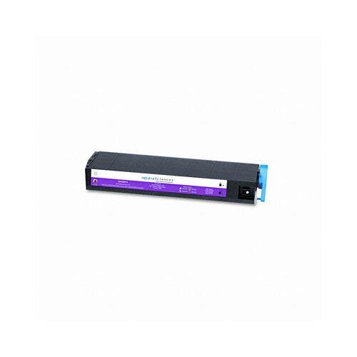 Media Sciences MS9000M (016197800) Laser Cartridge, High-Capacity, Magenta