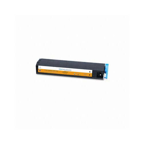 Media Sciences MS9000Y (016197900) Laser Cartridge, High-Capacity, Yellow
