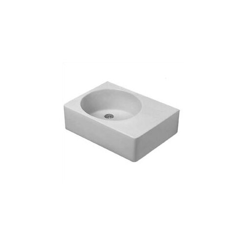Scola Above Counter or Wall Mount Bathroom Sink