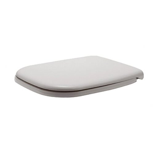 Duravit D-Code Toilet Seat and Cover