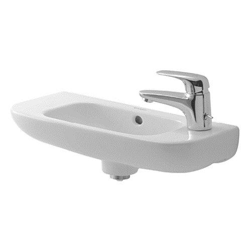 duravit d code bathroom sink reviews wayfair