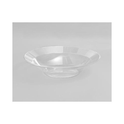 WNA Comet (180 Per Container) 10 oz  Designerware Plastic Bowl in Clear