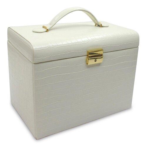 Mele & Co. Alana Large Windowed Jewelry Box & Reviews