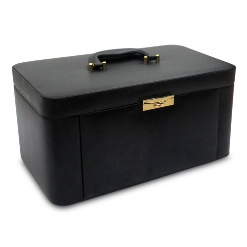 Large Alexis Two Side Pullout Jewelry Box