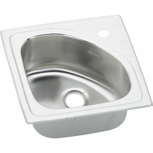 Corner Bar Sink : Gourmet 15