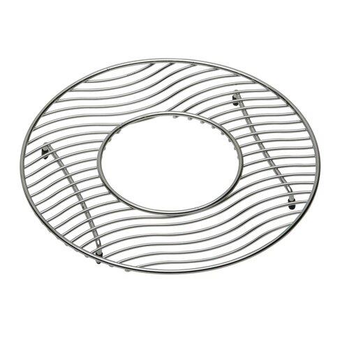"""Elkay 15"""" x 11"""" Wire Round Bottom Sink Grid"""