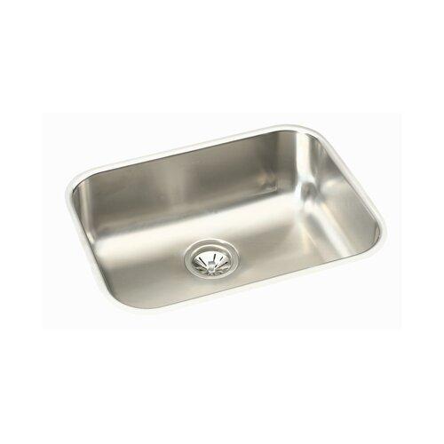"Elkay Gourmet 23.5"" x 18.25"" Single Bowl Kitchen Sink"
