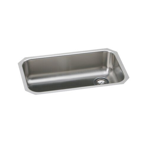 "Elkay Gourmet 30.5"" x 18.25"" Elumina Undermount Kitchen Sink"
