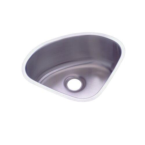 "Elkay The Mystic 14"" x 14"" Undermount Kitchen Sink"