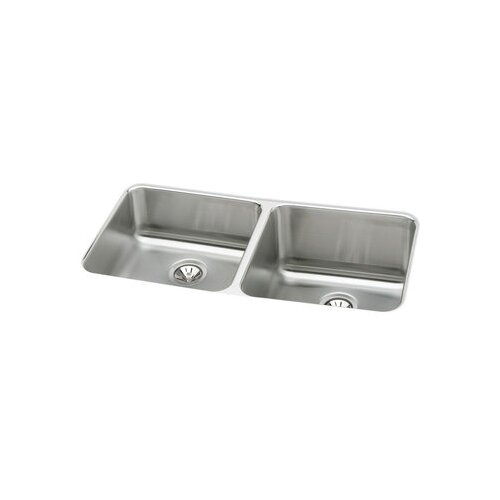 "Elkay Gourmet 30.75"" x 18.5"" Undermount Kitchen Sink"