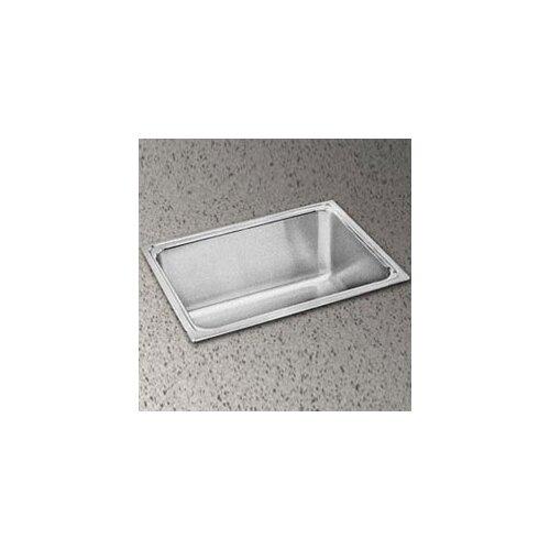 "Elkay Lustertone 19"" x 18"" Self-Rimming Extra Deep Kitchen Sink"