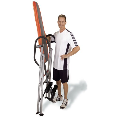 Innova Fitness Innova ITX9300 Inversion Table with Full Padded Back Rest
