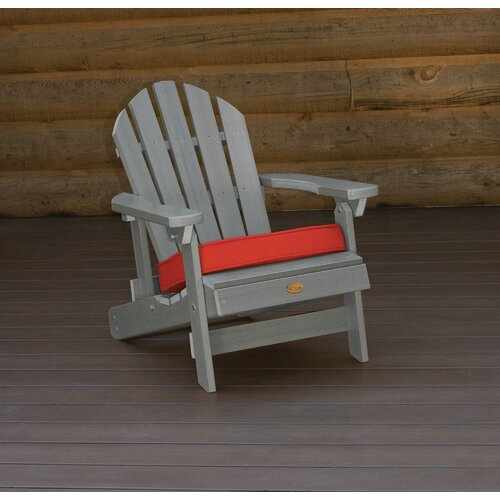 Highwood USA Folding & Reclining Child-Size Adirondack Chair