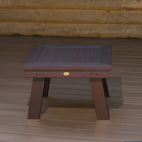 highwood® Pocono Deep Seating side-table