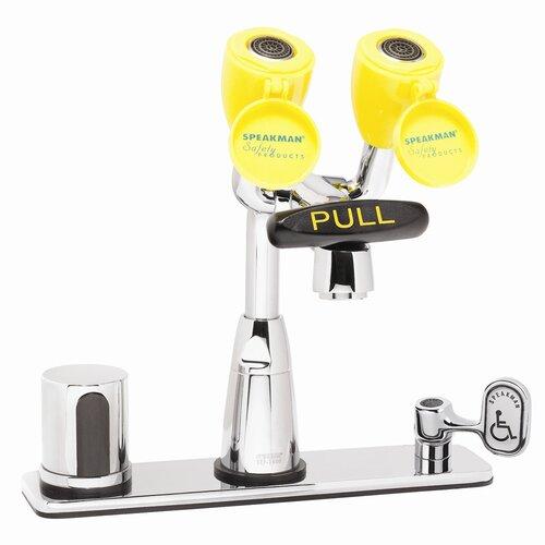 Eyesaver Centerset Faucet with 8