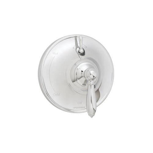 Alexandria Pressure Balance Valve and Trim with Volume Control