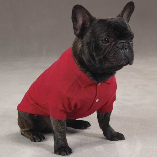 Polo Dog Shirt