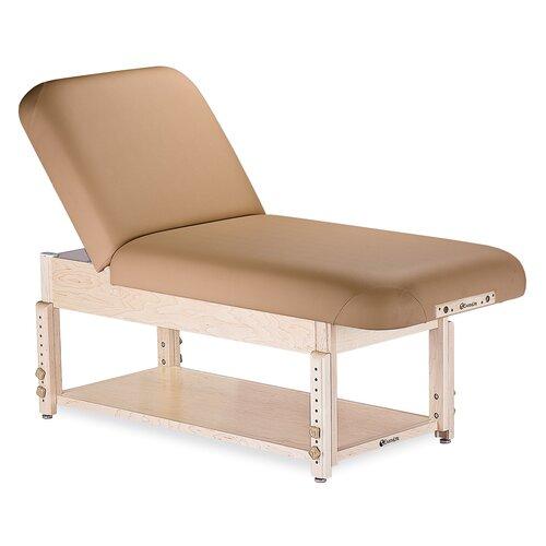 EarthLite Sedona Stationary Tilt Table with Shelf