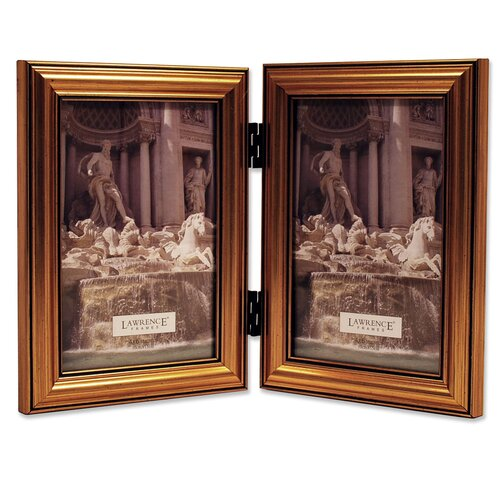 Lawrence Frames Classic Design Double Picture Frame