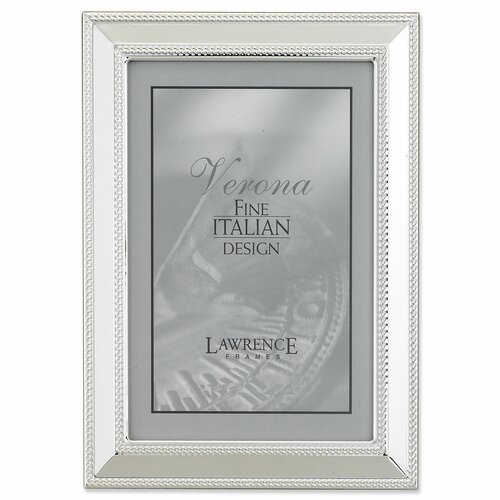Lawrence Frames Braid Border Picture Frame